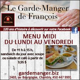 Garde-manger de François
