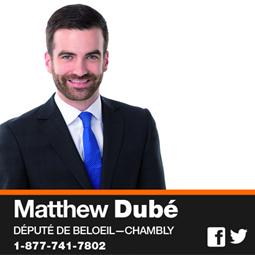M. Dubé base 2017