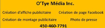 O'Tye Média Inc.