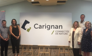 Carignan change son image corporative